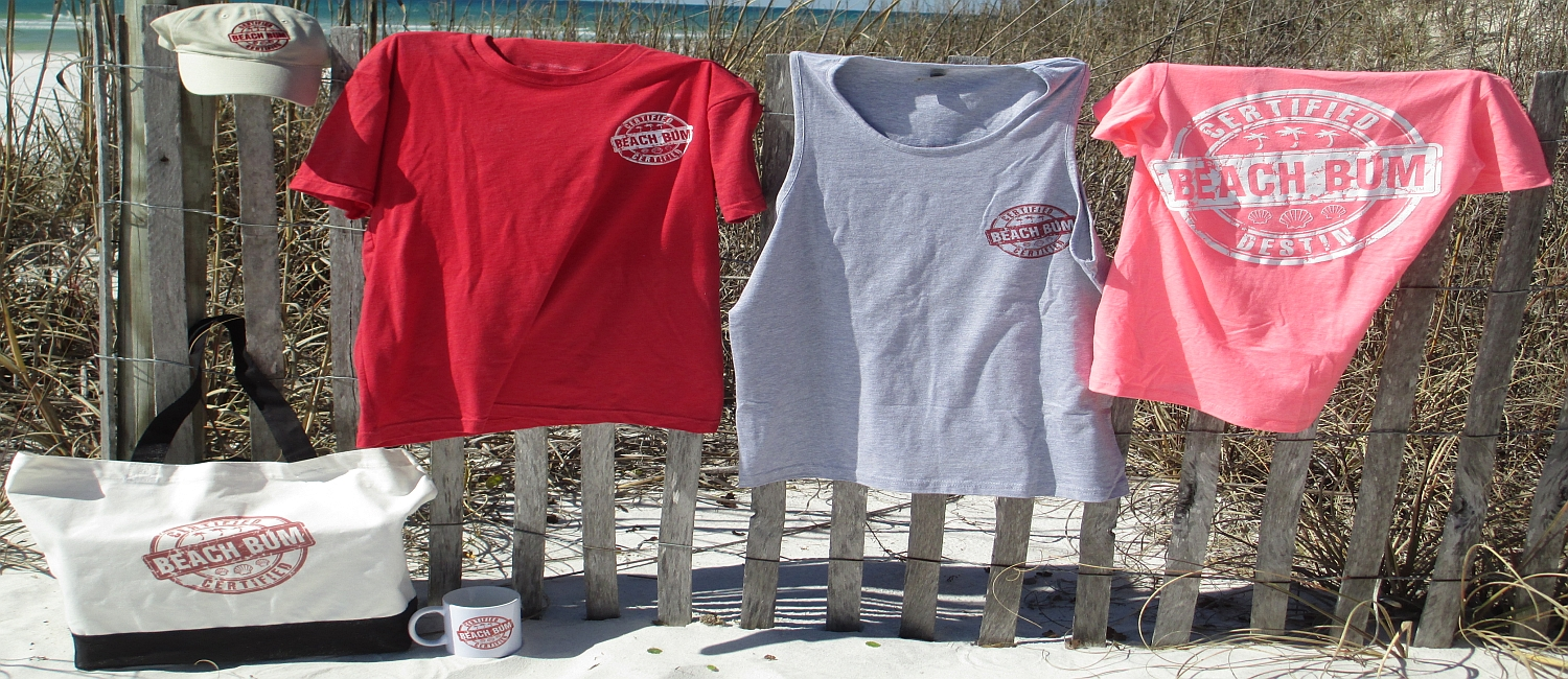 Certified Beach Bum Clothes